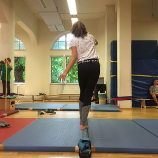 Slackline- & Gleichgewichts- Workshop All Mighty Boards